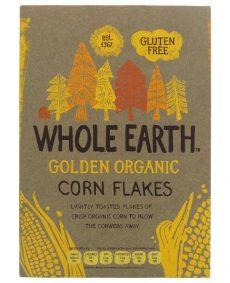 Golden Organic Corn Flakes 375g